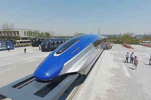 Trung Quốc giới thiệu tàu đệm từ siêu tốc mới