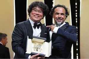 'Parasite' - phim Hàn Quốc đầu tiên giành giải Cành cọ vàng tại LHP Cannes