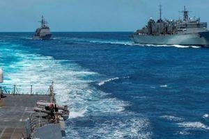 Iran có vũ khí bí mật tiêu diệt tàu Mỹ