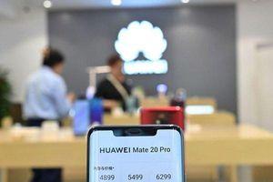 Người dùng Anh ồ ạt 'bán tháo' điện thoại Huawei sau lệnh cấm của Mỹ