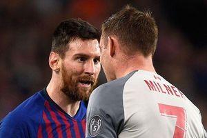 Ngôi sao Liverpool tố bị Messi gọi là 'con lừa'