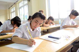 Hôm nay, học sinh bước vào ngày thi đầu tiên trong kỳ thi tuyển sinh vào lớp 10