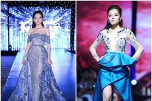 Vừa đăng quang Hoa hậu sắc đẹp toàn cầu Châu Á 2019, Trần Phương Hà tự tin catwalk