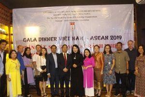 Gala dinner 2019 'Việt Nam - ASEAN: Dẫn dắt - sáng tạo và trách nhiệm'