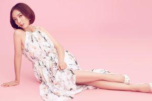 'Hoa hậu hài' Thu Trang lột xác với hình tượng dịu dàng, nữ tính