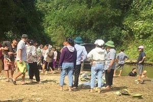 Tìm thấy thi thể 4 nữ sinh đuối nước ở Lào Cai
