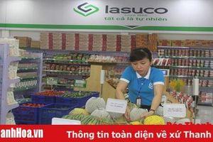 Giám sát 19 cửa hàng được xác nhận sản phẩm chuỗi cung ứng thực phẩm an toàn