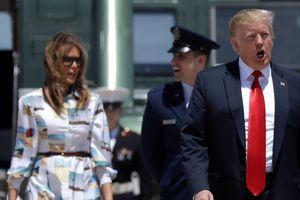 Quốc tế nổi bật: Ông Trump dẫn vợ đi Nhật