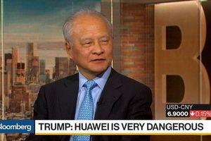 Đại sứ Trung Quốc khẳng định đàm phán thương mại Mỹ-Trung vẫn tiếp diễn