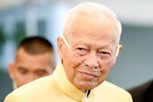 Chủ tịch Hội đồng cơ mật hoàng gia Thái Lan từ trần
