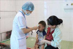 Hà Nội tổ chức cho trẻ uống bổ sung vitamin A từ ngày 31-5