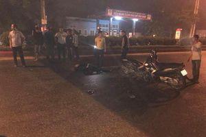 Khởi tố vụ án xe máy chở ba gây tai nạn khiến một cảnh sát cơ động tử vong