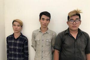 Người phụ nữ đi xe máy SH bị nhóm thanh niên chém, cướp xe ở Sài Gòn