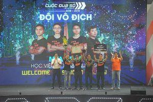 Hào hứng cuộc đua xe tự hành quốc tế của sinh viên Việt Nam
