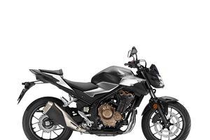 Honda Việt Nam ra mắt CB500F nhập khẩu, giá 179 triệu đồng