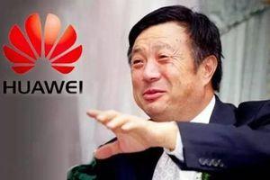 Nhà sáng lập Huawei: 'Mỹ đi sau nên ông Trump mới tấn công chúng tôi'