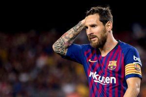 Lionel Messi gọi cầu thủ Liverpool là 'con lừa'