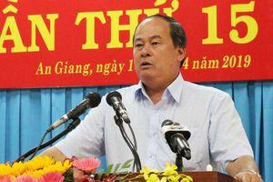 Ông Nguyễn Thanh Bình được bầu làm Chủ tịch tỉnh An Giang