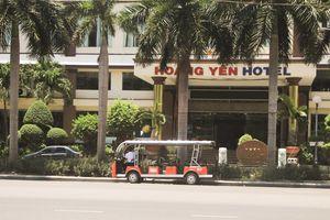 Xe điện phục vụ du khách tại Bình Định: Còn nhiều bất cập