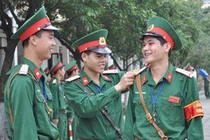 Hạn tuổi phục vụ tại ngũ của quân nhân chuyên nghiệp cấp tá là bao nhiêu?