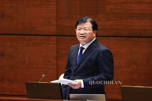 Phó Thủ tướng Trịnh Đình Dũng: Có tình trạng quy hoạch chạy theo nhà đầu tư