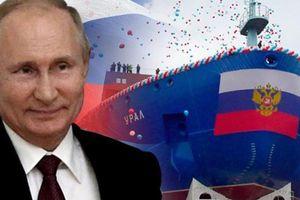 Lộ siêu phẩm giúp Putin kiểm soát Bắc Cực, Mỹ 'mất ăn mất ngủ'