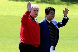 Mỹ thúc đẩy quan hệ thương mại với Nhật Bản