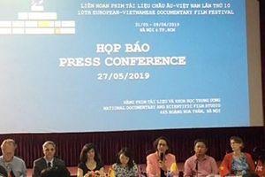 25 tác phẩm điện ảnh tài liệu tham gia Liên hoan phim tài liệu châu Âu – Việt Nam