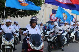 Campuchia: Bầu cử hội đồng địa phương