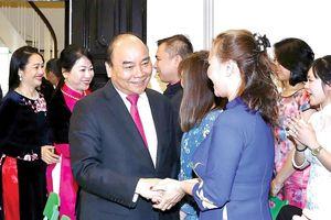 Thủ tướng Nguyễn Xuân Phúc thăm chính thức Thụy Điển
