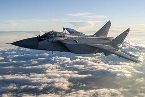 MiG-31 của Nga có thể 'lên đỉnh' cao nhất bao nhiêu?