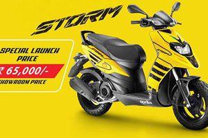 Xe ga Aprilia Storm siêu rẻ, chưa đến 22 triệu đồng