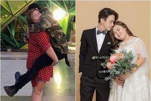 Chàng trai Kiên Giang yêu say đắm cô nàng 85kg: May mắn vì vợ chấp nhận lấy mình