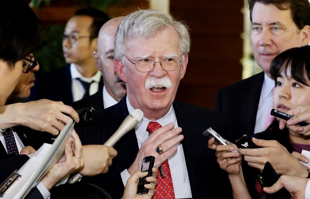 Khẳng định Triều Tiên thử tên lửa, ông John Bolton bị gọi là 'một kẻ cuồng chiến'