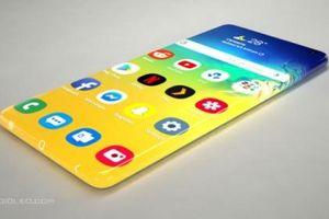 Hình ảnh concept Galaxy Zero đẹp đến 'nao lòng'