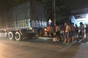 Hai vụ tai nạn giao thông tại Củ Chi lúc nửa đêm, 2 người tử vong