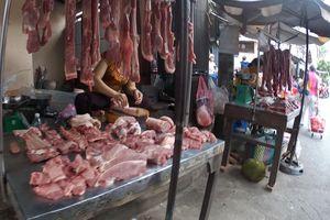 Dịch bệnh lan rộng, giá thịt heo tiếp tục giảm