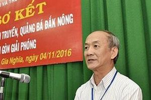 Thanh toán khống hàng tỉ đồng, nguyên Chánh văn phòng Tỉnh ủy Đắk Nông bị truy tố