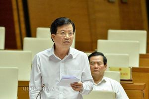 Phó Thủ tướng: Có điều chỉnh quy hoạch chạy theo nhà đầu tư