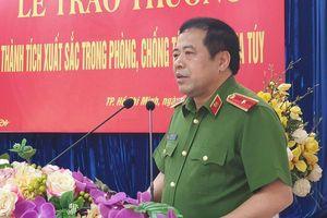 Tướng Phạm Văn Các hé lộ lý do phá nhiều vụ ma túy 'khủng'
