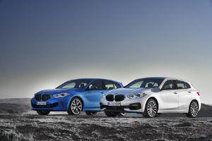 BMW Series 1 thế hệ mới chính thức ra mắt