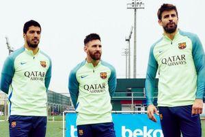Messi họp gấp nhóm Barca quyền lực, yêu cầu mua Griezmann
