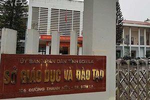 Giữa 'tâm bão' gian lận điểm thi, Giám đốc Sở GD&ĐT Sơn La chuẩn bị nghỉ công tác