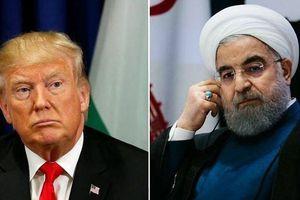 Ông Trump: Mỹ không tìm cách lật đổ chính quyền Iran