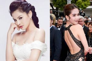 'Mặt dày' như Ngọc Trinh ở Cannes: Không sợ bị chửi!