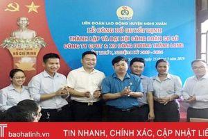 Công ty CP Đầu tư & xây dựng Đông Dương - Thăng Long có tổ chức công đoàn