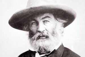Walt Whitman - Người đi tiên phong trong thơ ca Mỹ