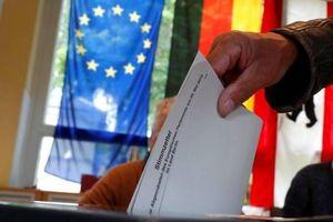 Bầu cử Nghị viện châu Âu: Phe cực hữu giành thêm ghế