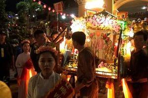 An Giang: Khai hội lễ hội Vía Bà Chúa Xứ núi Sam 2019