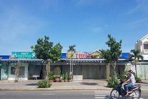 Đề nghị tháo dỡ hàng loạt nhà hàng, công trình tạm ven biển Đà Nẵng